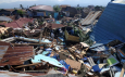 Earthquake and subsequent tsunami leave hundreds dead in Indonesia