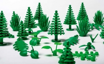 Lego aims to keep all of its packaging out of landfills by 2025